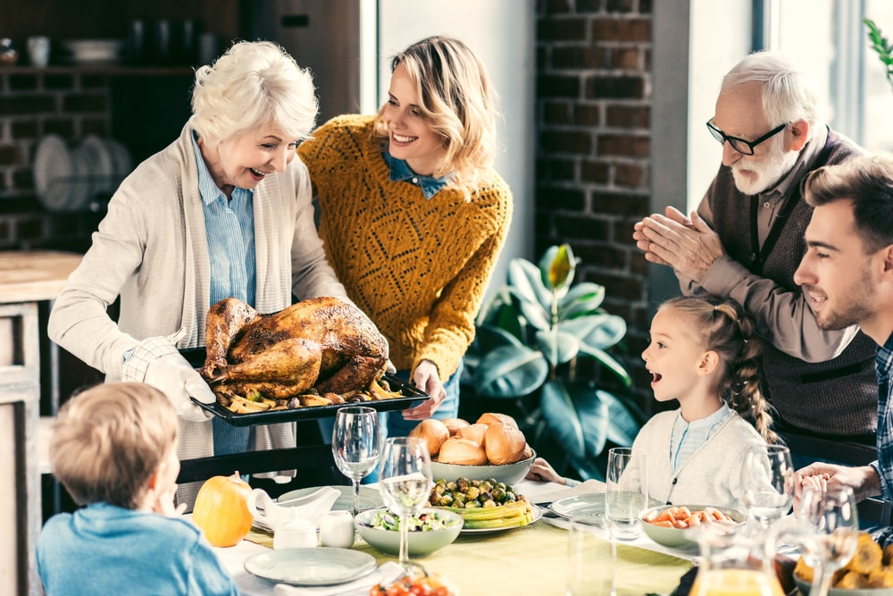 5 Things To Do For A Happy Thanksgiving with Dementia