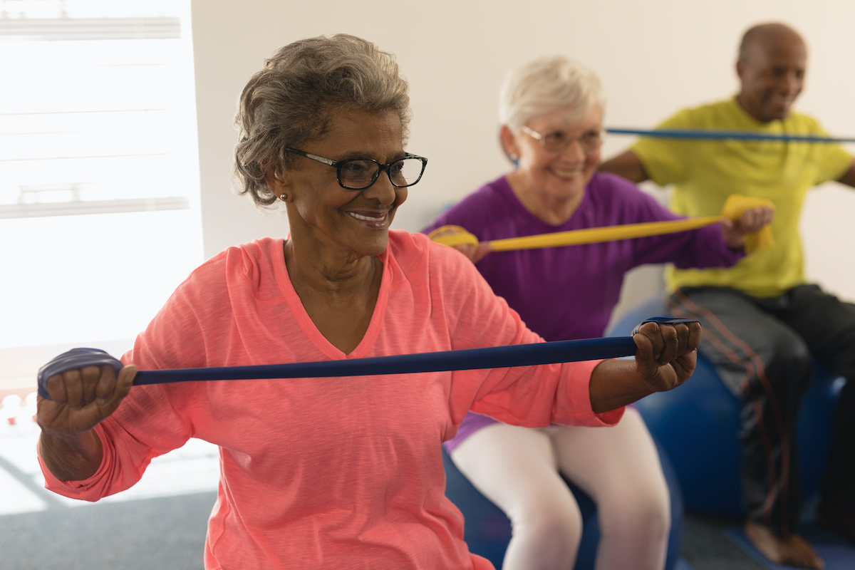 The Benefits of Aging in Place